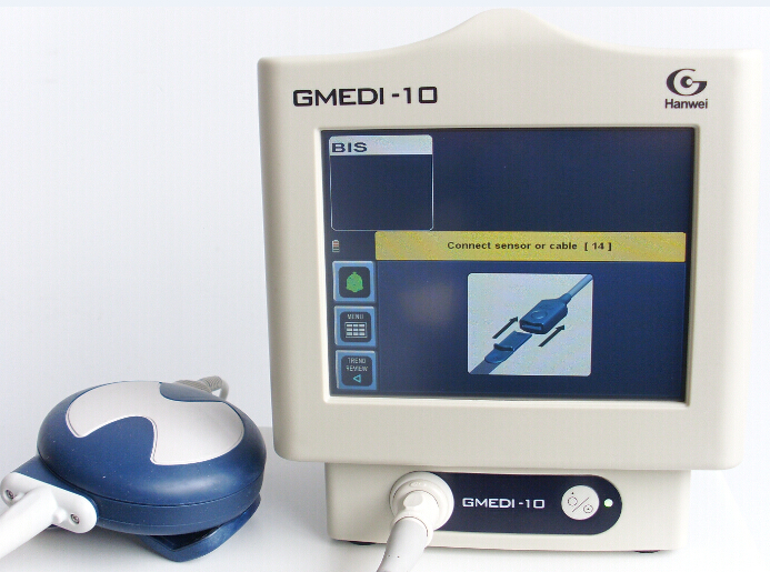 GMEDI-10 monitor depth of anesthesia